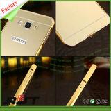 De gouden Dekking van de Telefoon van de Kleur TPU+PC Mobiele voor Samsung