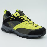 Alta qualità Genuine Leather Hiker Breathable Shoes con Md