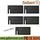 Bateria de lítio multifuncional Carregador de banco de energia solar para celular