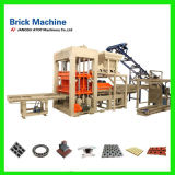 Bloque Full-Automatic de la pavimentadora de Concerte que hace la máquina