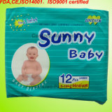 OEM Disposable Good Baby Diaper com High Absorption