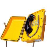 Телефон Knsp-01-D8dz1 минирование телефона тоннеля непредвиденный телефона абажура Koontech