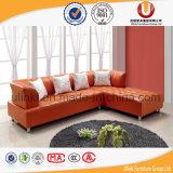 2016新しいデザイン革コーナーの居間のソファー(UL-Z020)