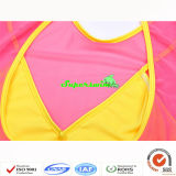 Lady Sexy fluorescente Swimwears / Fluorescente banho de uma peça
