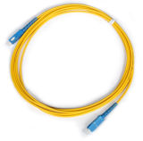 SC/PC-SC/PC 3.0mm 3m Singlemode 9/125 Optical Fiber Patch Cord