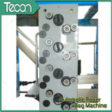 Maquinaria pegada automática del saco del cemento