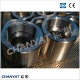 ステンレス鋼は造った適切でまっすぐなカップリングEn/DIN (1.4301、X5CrNi1810)を