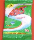 아프리카 시장에 작은 비닐 봉투 포장 씻기 분말