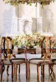 最もよい品質の結婚式のための美しい宴会の椅子