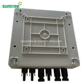 2 Strings PV Array with Lighting Solar Protection PV String Combiner Box