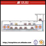 Sistema profissional e garagem verticais do estacionamento vendidos