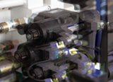 PE/PP/HDPE de Machine van het Afgietsel van de Slag van de injectie