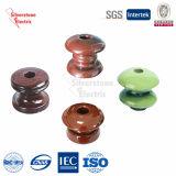Tipo di ceramica elettrico isolanti dell'anello di trazione del Brown