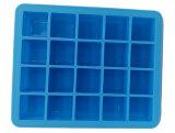 高品質20の格子シリコーンのカスタム氷皿型