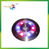 Indicatore luminoso subacqueo della fontana di alto potere LED