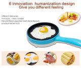 De draagbare en MiniPan van de Vorm voor Ei en Vlees
