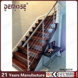 Balustrades modernes d'acier inoxydable de sûreté de Chambre pour les escaliers (DMS-B2210)