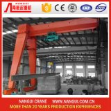 2-10 tonnellata Semi-Gantry Crane con Electric Hoist per Workshop e Logstics