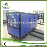 Unité refroidie par air industriel de refroidisseur d'eau du vaporisateur 14kw de plat d'acier inoxydable de protection de sécurité
