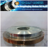 Al/Pet Mylar Tape de Copper Color para Cable