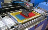 Stampatrice automatica d'abbigliamento dello schermo del contrassegno con il certificato del Ce