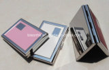 고전적인 Black Visiting Card Holder, Business Card Holder 또는 Name Card Holder