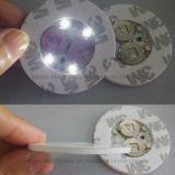印刷されるロゴの良質のパーティの記念品小型LEDのステッカー(4040)