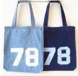 Bolsas Handmade Sh-16031111 do saco de ombro das calças de brim