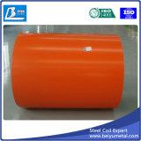 PPGI/PPGL Prepainted гальванизированная стальная катушка