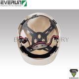 ER9102 los ABS del CE EN397 V-Guardan el casco de la seguridad en el trabajo