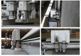 Machine à plat de oscillation de traceur de découpage de vêtement de traceur de fabrication de configuration