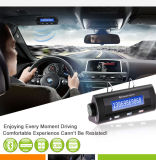 Fábrica Price Wholesale Bluetooth Wireless Cars Speaker Adapter Bluetooth Handsfree Car Kit Bc-8106 con DSP Technology