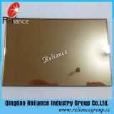vidrio reflexivo de bronce de cristal reflexivo de /Golden /Bronze del bronce del euro de 4m m 5m m 5.5m m 6m m 8m m