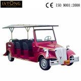 Un'automobile facente un giro turistico elettrica classica delle 8 sedi