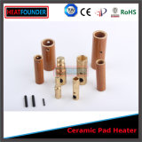 керамический подогреватель пусковой площадки 1.35kw для трубопровода