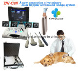 Easywell Color Doppler Veterinary Ultrasound Ew-C8V с Микро--Convex Probe для Vessel и Hearts и Abdomen Animals