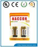Naccon alkalische Batterie