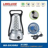 30PCS SMD LED con Radio Emergency Ligting