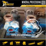 È pompa ad acqua chiarita centrifuga industriale orizzontale di chiusura della miniera