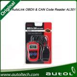 Novo Autel Original Autolink Obdii & Can Code Reader Al301