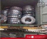 Boyau en caoutchouc hydraulique tressé de fil d'acier de SAE 100r17