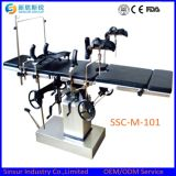Tavolo operatorio manuale registrabile multifunzionale idraulico fluoroscopico