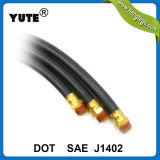 SAE J1402 Slang van de Rem van de Lucht van het Merk van Yute van 3/8 Duim de Automobiel