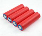 元のNCR18650ga 3.7V 3500mAh李イオン充電電池10Aの排出
