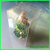 Caixa desobstruída, caixa de dobramento, caixa de empacotamento, caixa do PVC, caixa dos PP, caixa do animal de estimação