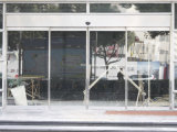 Klemmen van het Glas van de Deur van het Glas van Veze de Automatische Glijdende