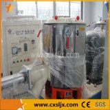 Misturador plástico de Turbor do pó da resina do PVC da máquina para a extrusão, produção da injeção
