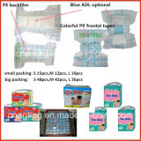 OEM Supplier avec Healthy Dry Surface Baby Diaper