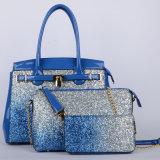 De nieuwe Handtassen van de Combinatie Pu van de Dames van het Ontwerp (P6440)