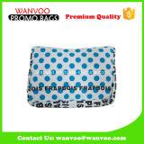 De vierkante Katoenen van het Canvas Kosmetische Zak Guangzhou van de Spons